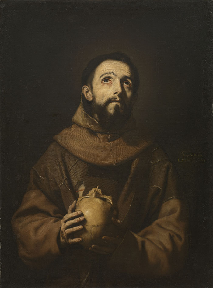 After-San Francesco in meditazione